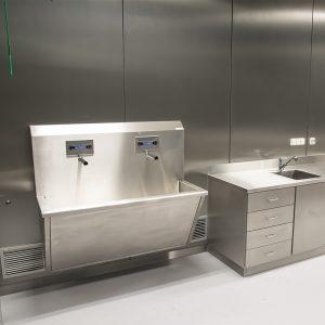Waschrinnensysteme
