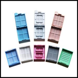 Einbettkassette