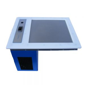 Tischkühlgeräte zum Einbau