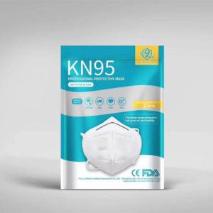 COVID-19 KN95 Medizinische Schutzmaske