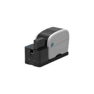 Label Objektträgerdrucker mit automatischer Platzierung